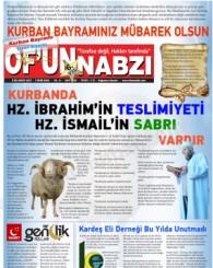 Of'un Nabzı Gazetesi 120. Sayısı