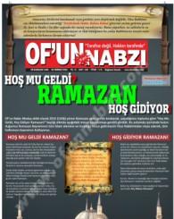 Of'un Nabzı Gazetesi 102. Sayısı