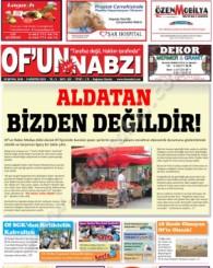 Of'un Nabzı Gazetesi 103. Sayısı