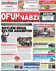 Of'un Nabzı Gazetesi 113. Sayısı