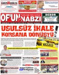 Of'un Nabzı Gazetesi 114. Sayısı