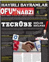 Of'un Nabzı Gazetesi 118. Sayısı