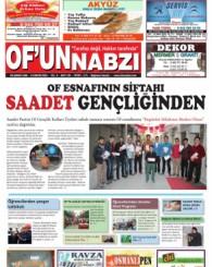 Of'un Nabzı Gazetesi 99. Sayısı