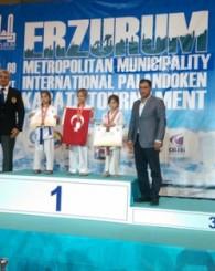 Of Karate Takımının Erzurum Başarısı!