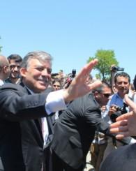 Cumhurbaşkanı Gül Oflularla buluştu