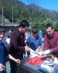 Gürpınar İHO öğrencilerinin Piknik Keyfi