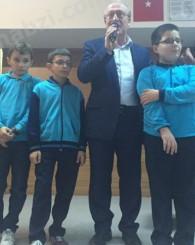 İmam Hatip Ortaokulu'nda 40 Hadis Yarışması