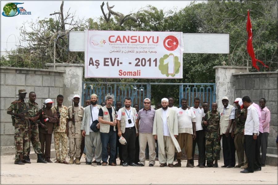 Somali'den ibretlik görüntüler 1