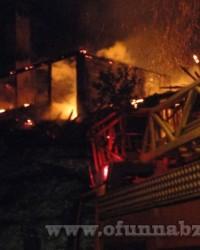 Yazlık Mahallesindeki Yangın Korkuttu