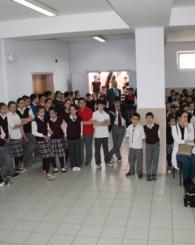 Çocuk Polis Projesi Hayata Geçirildi