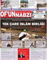 Of'un Nabzı Gazetesi 63. Sayısı