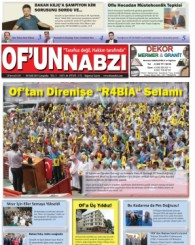 Of'un Nabzı Gazetesi 64. Sayısı