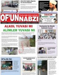 Of'un Nabzı Gazetesi 65. Sayısı