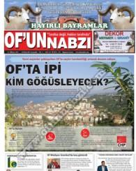 Of'un Nabzı Gazetesi 67. Sayısı