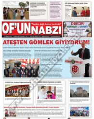Of'un Nabzı Gazetesi 68. Sayısı