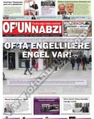 Of'un Nabzı Gazetesi 71. Sayısı