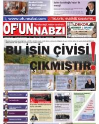 Of'un Nabzı Gazetesi 75. Sayısı