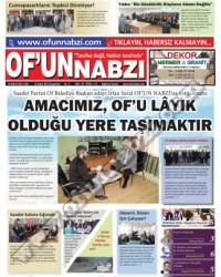 Of'un Nabzı Gazetesi 76. Sayısı