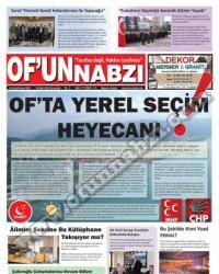 Of'un Nabzı Gazetesi 77. Sayısı