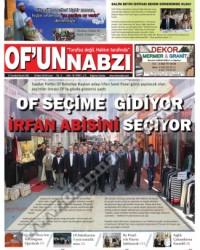 Of'un Nabzı Gazetesi 78. Sayısı