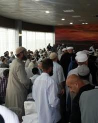 İsmail Ağa Cemaati Topçu'nun Düğününde Buluştu!