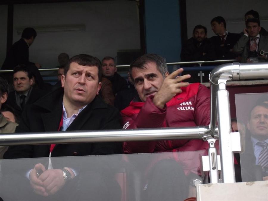 Ofspor-Belediye Vanspor Maçından kareler