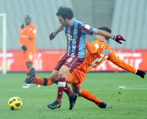 Trabzonspor'un 50 bin kişilik Olimpiyat şovu!