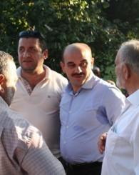 Ali Soylu 13. yılında mezarı başında anıldı