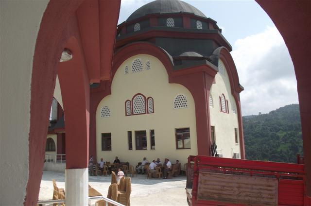Kiraz Köyü Camii Açılışı Temmuz 2011