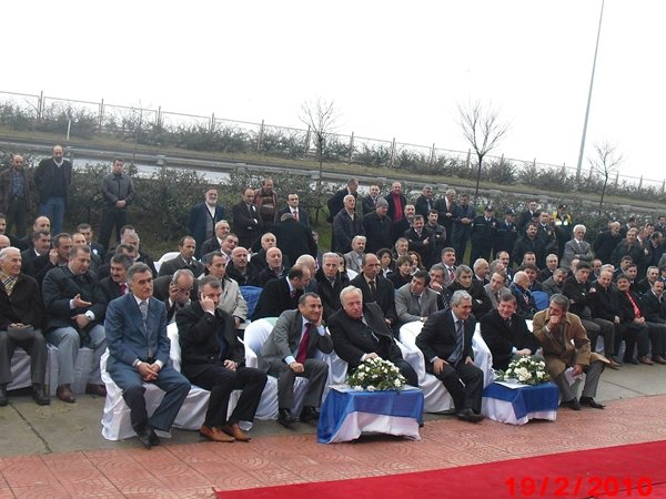 Of SGK törenle açıldı