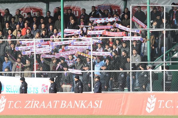 Torku Şeker-Trabzonspor Maç resimleri