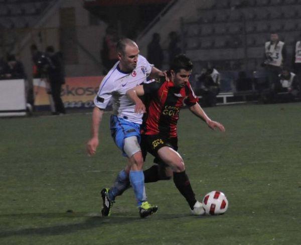 Gençlerbirliği:1 - Trabzonspor:2