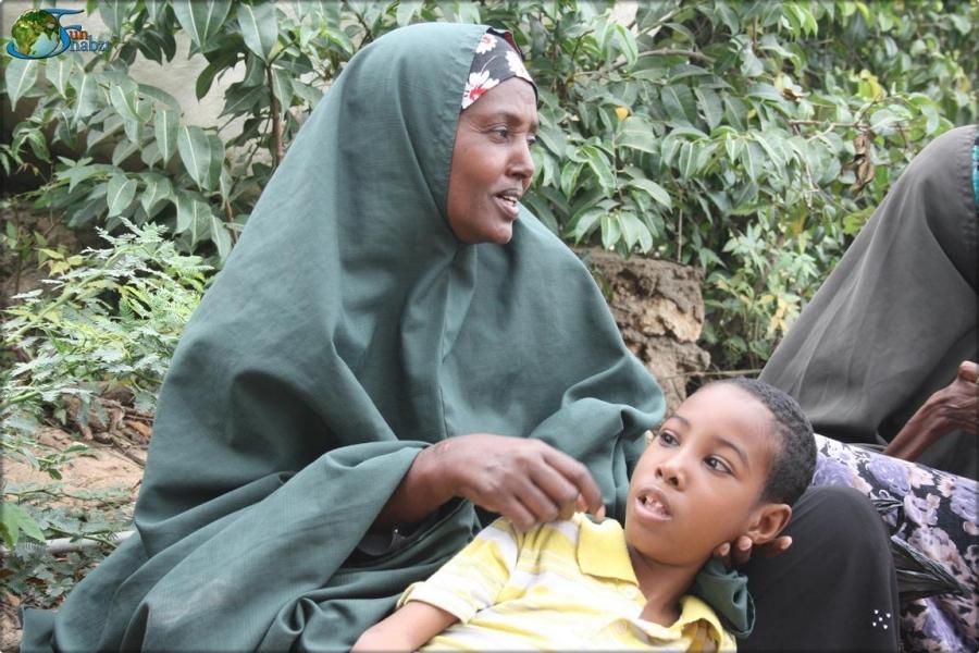 Somali'den ibretlik görüntüler 2