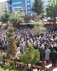 Ahmet Yaşar hocaefendinin eşi vefat etti