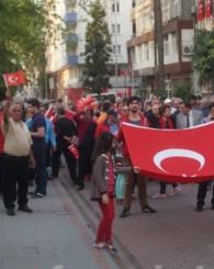 CHP'den 19 Mayıs Bayrak yürüyüşü