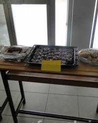 Öğrencilerden Türkmenlere Yardım Kermesi