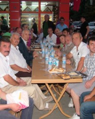 MHP Of İftar Yemeği 2013