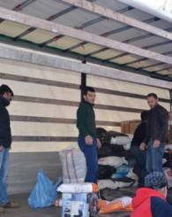 Of'tan Türkmen Kardeşlerimize Yardım ELi