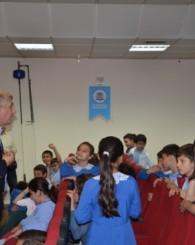 Başkan Sarıalioğlu Yerel Yönetimler Dersi Verdi