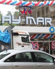Ay-Mar Süper Market açıldı