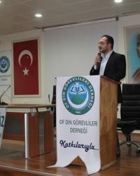 'Peygamberimiz (S.A.V.) ve Nefis Terbiyesi' Konferansı