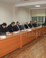 Of Teknik Eğitim Fakültesi Derneği Kasım Ayı İstişare Toplantısı