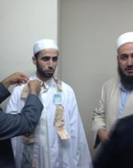 Suriyeli misafir Of'ta düğün yaptı