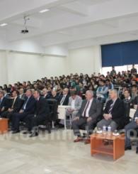 Nuhoğlu'ndan TF Öğrencilerine Gelişim Dersi