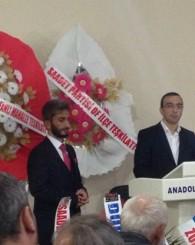 Haber Müdürümüz Fahri Hacıcaferoğlu dünya evine girdi