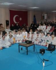 Of  Karate Takımı 2016 Kuşak Sınavı