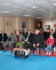 Of Belediye Karate Takımı Kuşak Töreni