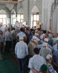 45 Hacı Adayı Dualarla Uğurlandı