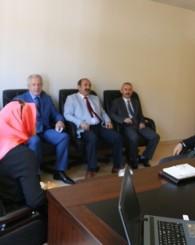 Özel Eğitim Okul Müdürleri Of'ta toplantı