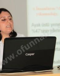Of Anadolu İHL Öğrencilerine Sağlık Semineri